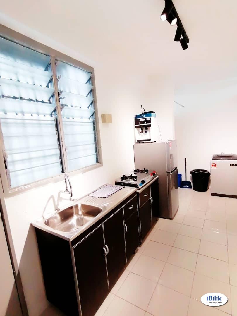 Single Room at Sri Saujana Apartment, Georgetown