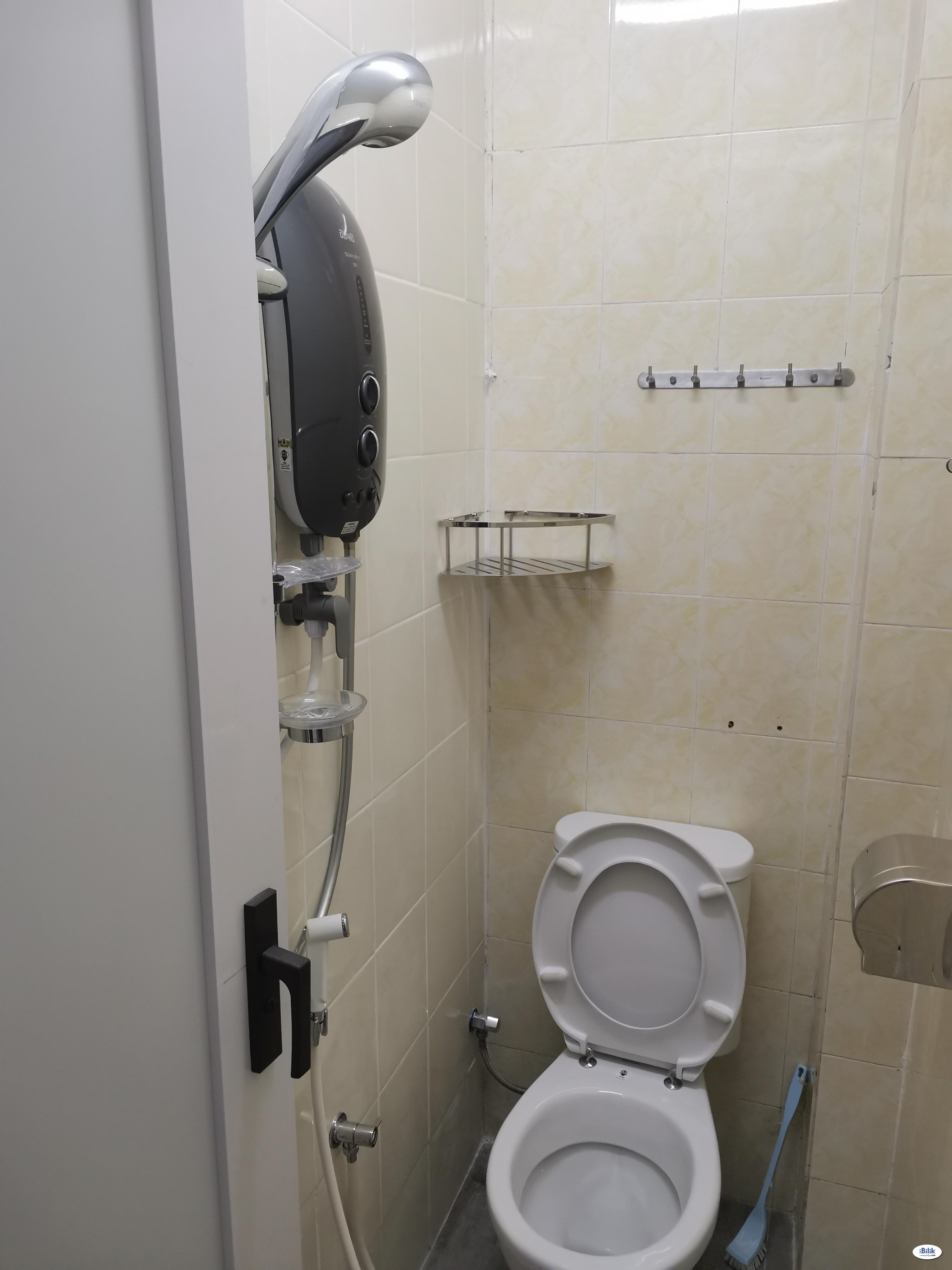 Georgetown Aircond Single Room included utilities
