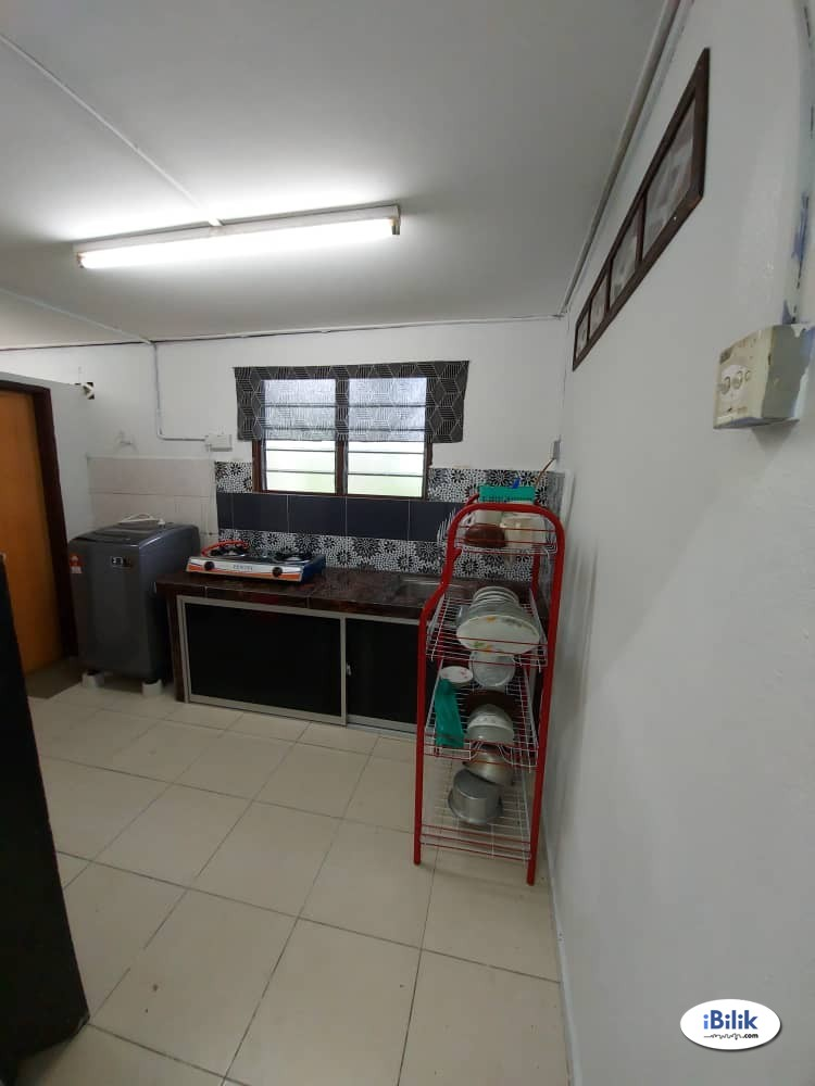 Single Room/Shared Room at Bukit Mertajam, Seberang Perai