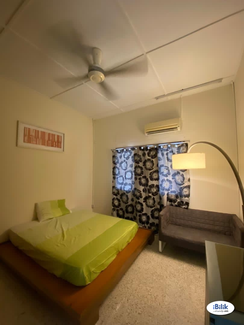 Low Deposit Middle Room at Bangsar , Kuala Lumpur 🔰