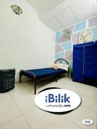 Room Rental in Petaling Jaya - Cozy NO DEPOSIT ! Single Room at BU11- Bandar Utama with High Speed WI-FI   ( EASY Access to SS7 )