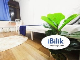 Room Rental in Malaysia - Comfort  Free WIFI ! Small Room For Rent TTDI with Air-Condition !