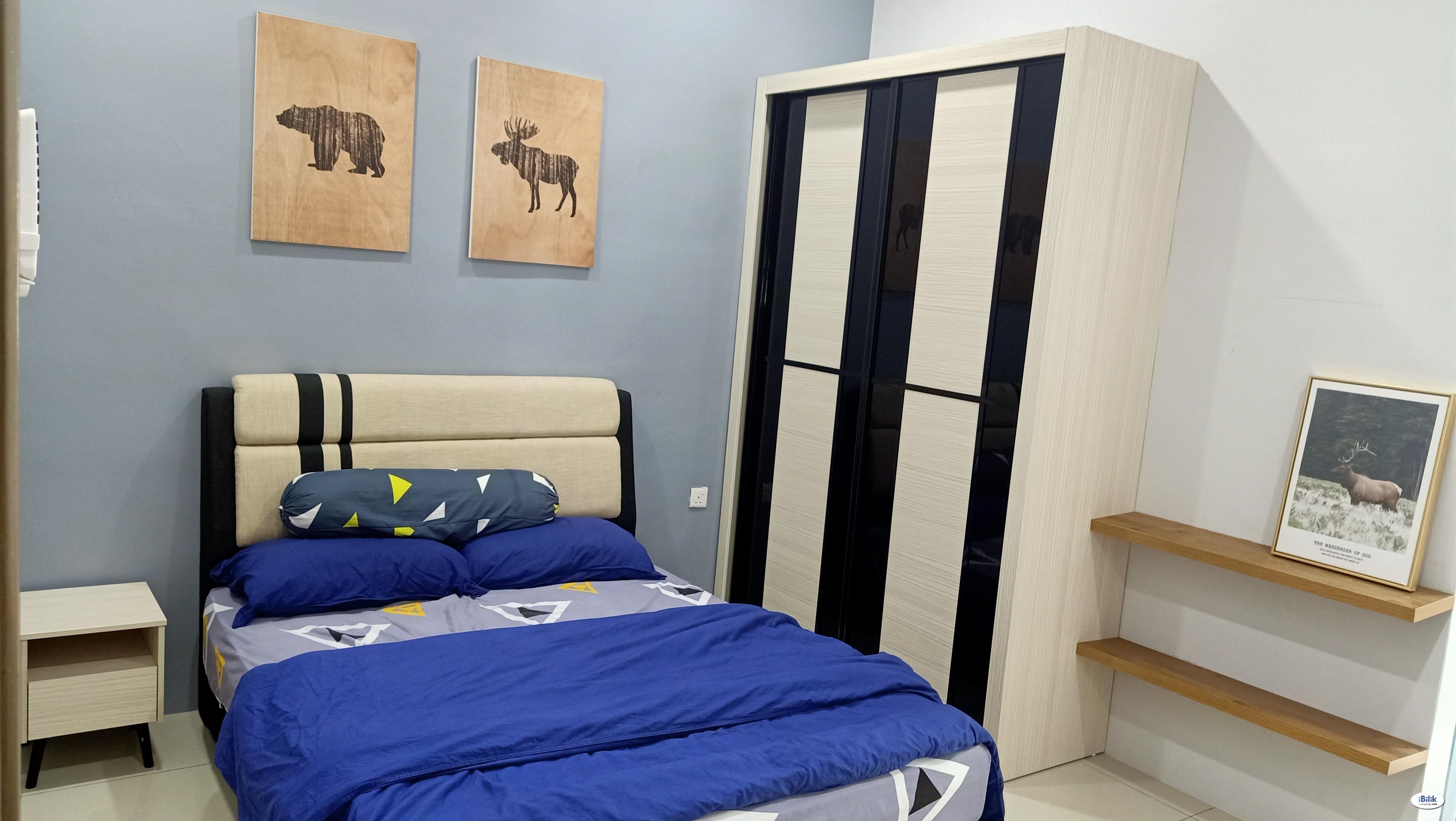 Single Room at Bukit Minyak, Seberang Perai