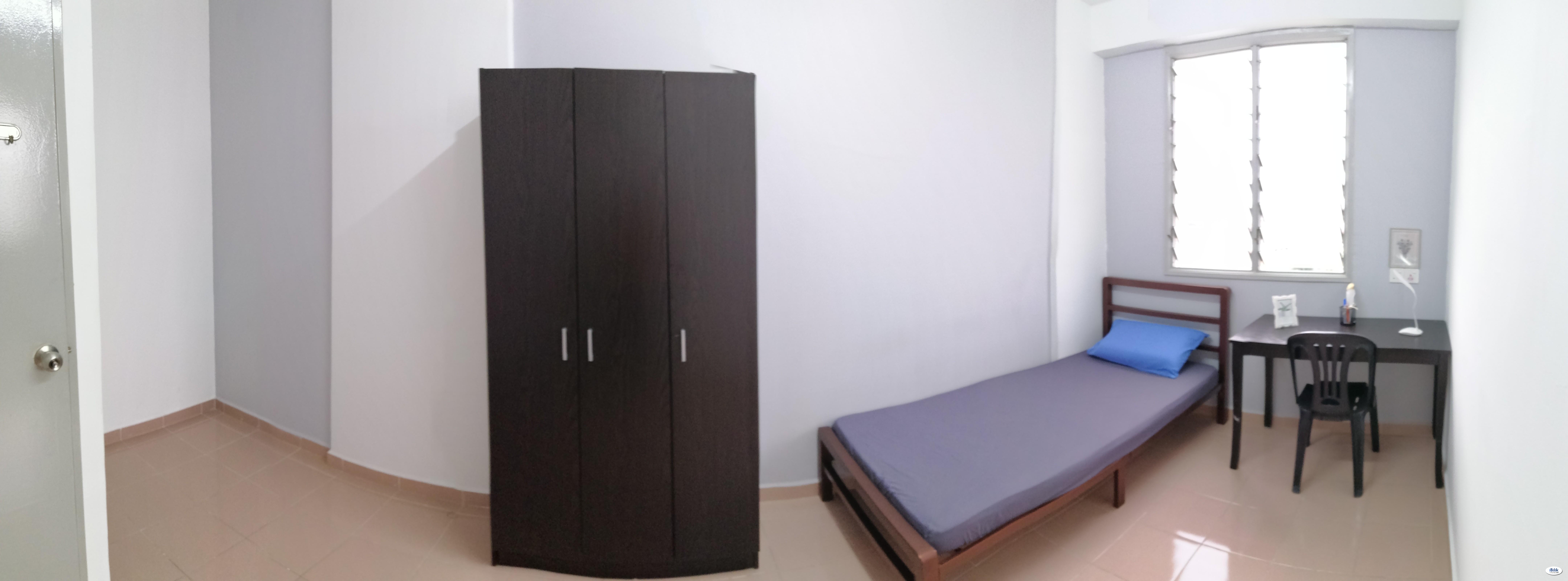 Single Room at Georgetown, Penang