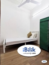 Room Rental in Selangor - intimate Single Room at PJS 10- Bandar Sunway. Walking distance BRT Station