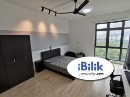 Room Rental in Kuala Lumpur - [CORNER] Master Room at Parkhill Residence, Bukit Jalil (near LRT, APU, TPM)