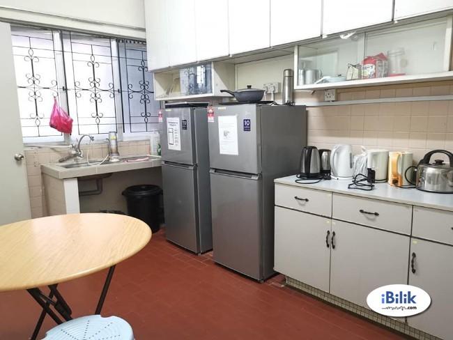 ZERO Deposit Offer !! Small Room for rent in Bangsar