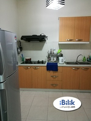 Included utilities! Karpal Singh Drive, Condo Air Cond Furnished Room For RENT!!