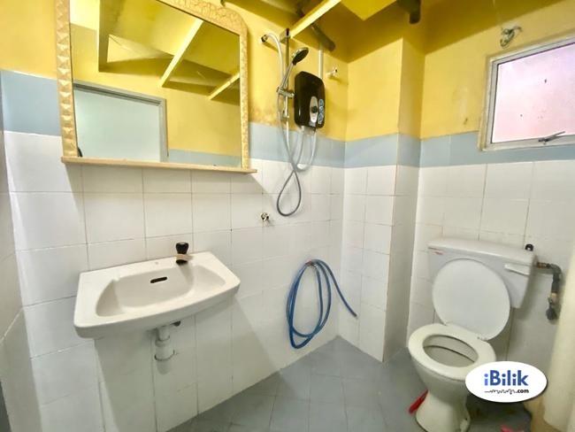 Cozy [SERDANG], room rent Seri Kembangan, {FURNISHED}, South City, One South, The Mines