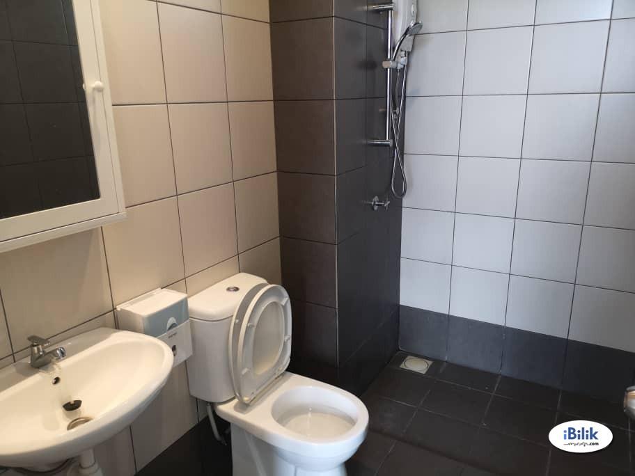 Fully Furnished Single Room at Casa Green, Bukit Jalil
