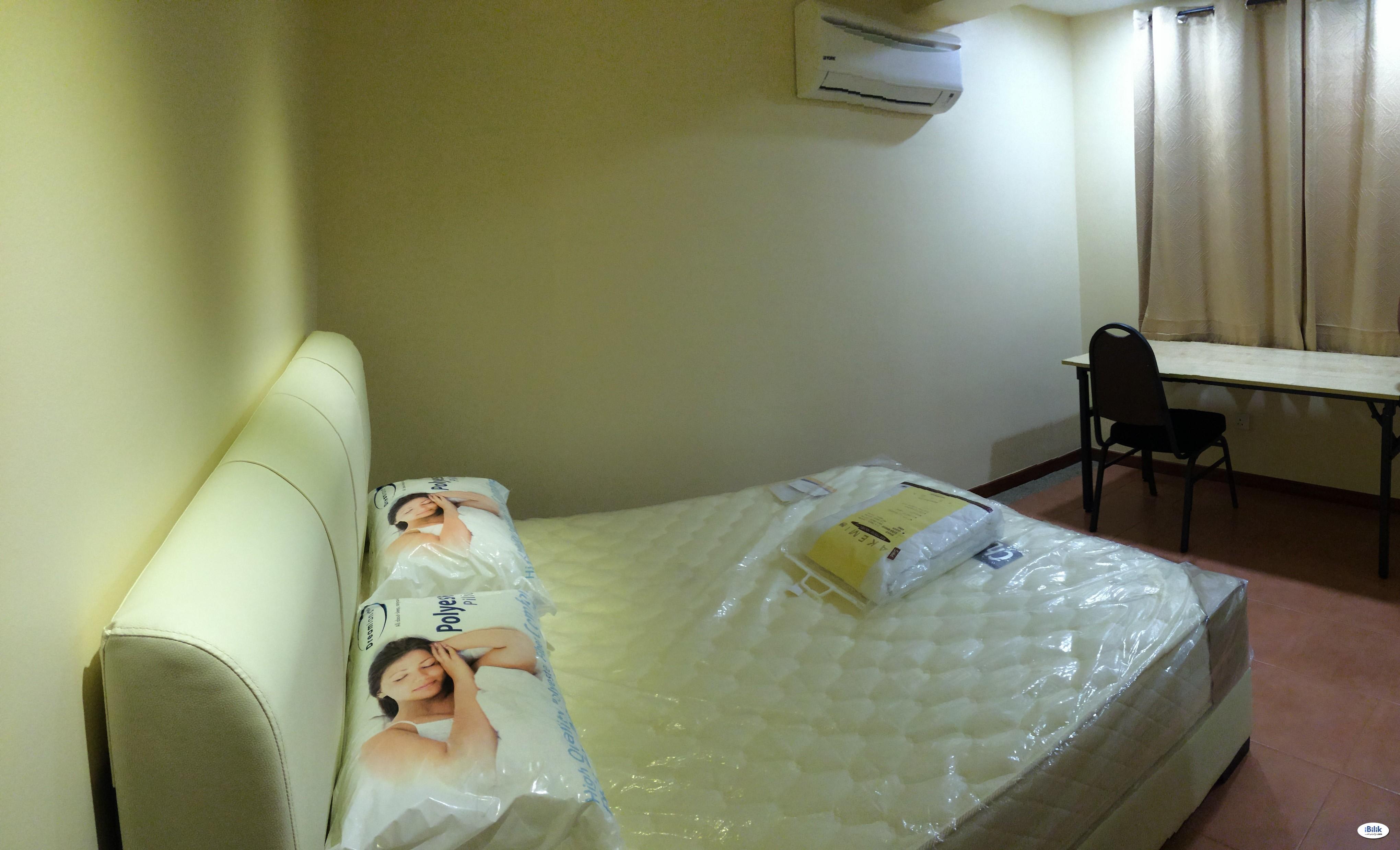 Luxury Room @ Bangsar / DC Mall for rent F/F