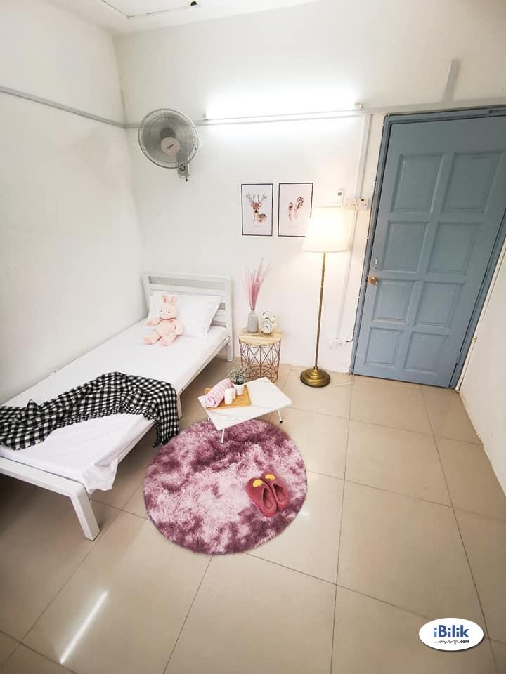 𝐑𝐌𝟏 𝐅𝐎𝐑 𝟐𝐧𝐝 𝐑𝐄𝐍𝐓𝐀𝐋 ❗ ❗ Single Room at TTDI, Kuala Lumpur