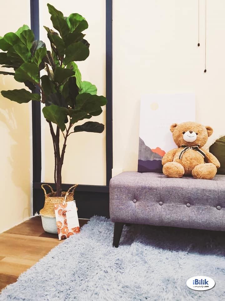 Rm 1️⃣ on 2nd Month Room Rental  ❗❗ Single Room at TTDI, Kuala Lumpur