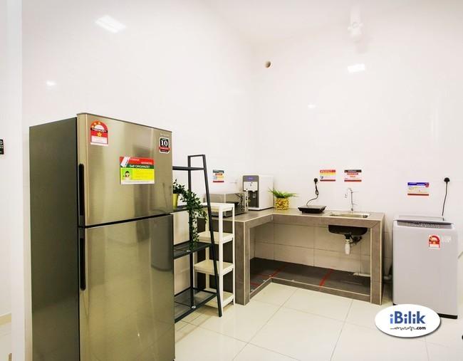 Bayu Tasik Single Room 100% Private & Comfy! Easy Access to LRT Salak Selatan
