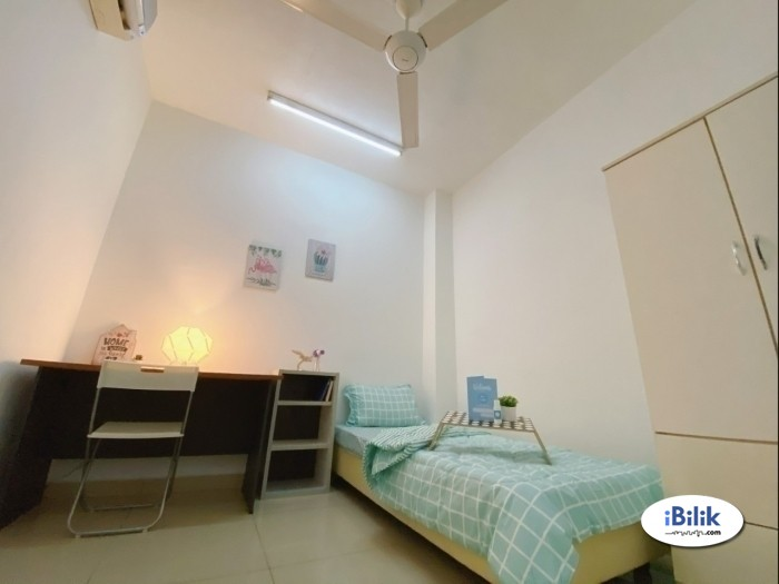 RENT ZERO DEPOSIT-LANDED SINGLE ROOM AT SS15 SUBANG JAYA