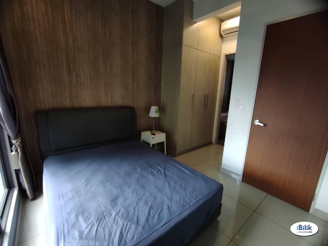 Master Room at Citizen Residences Old Klang Road FULLY FURNISHED 5min walking distant to KTM Petaling Station