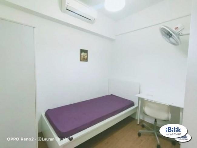 comfortable 1 Month Deposit .. Low Rental. Middle Room at SS15- Subang Jaya