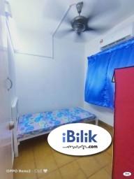 Room Rental in  - %Zero Deposit. Free Shuttle Bus. Middle Room at PJS 9, Bandar Sunway