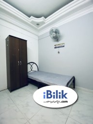 Room Rental in Petaling Jaya - comfortable Zero Deposit . Single Room at Seri Utama- Kota Damansara!