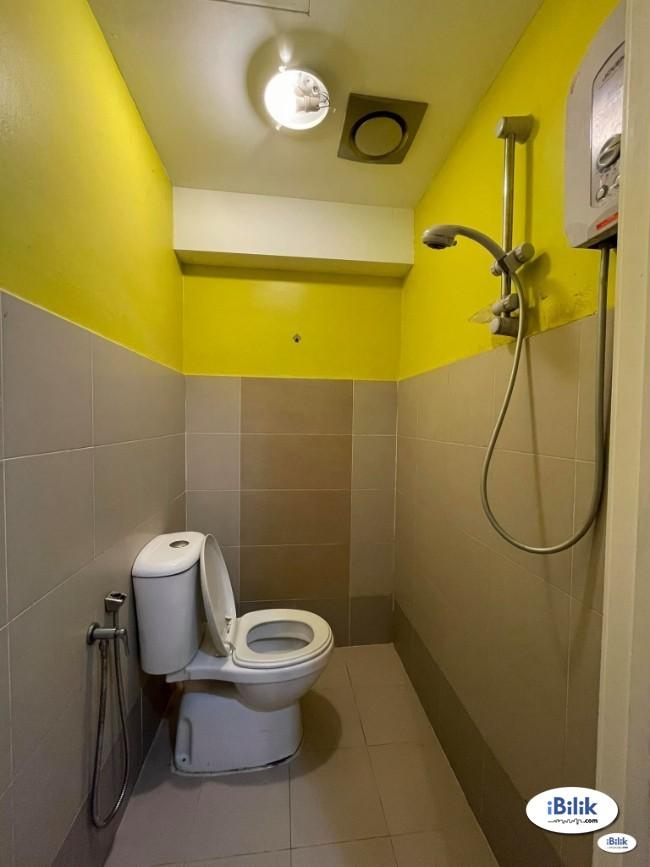 Cozy 🤩Walking distance SJMC, INTI COLLAGE, SS15 LRT, 奶茶街(bubble milk tea streets)🤩✨ROOM FOR RENT IN Subang Jaya✨