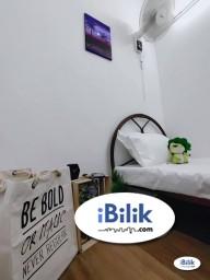 Room Rental in Kuala Lumpur - comfy 1 Month Deposit. Small Room Taman Mutiara Barat- Cheras
