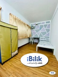 Room Rental in Selangor - ��Middle Room at BU11- Bandar Utama. ��Direct Access to NKVE- 5 minutes to Centrepoint. 7 minutes to One Utama- First Avenue