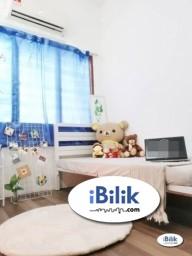 Room Rental in  - Cozy 0% DEPOSIT RENTAL. Medium Room at PJS 10- Bandar Sunway