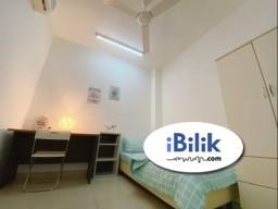 Room Rental in  - RENT ZERO DEPOSIT-LANDED SINGLE ROOM AT SS15 SUBANG JAYA!