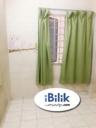 Room Rental in  - Prima setapak  blk A mediumroom for rent , Move in anytime