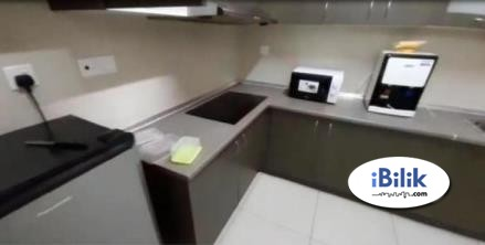 The Arc Complete Bilik Room Medium FREE wifi util Cyberjaya near MMU CUCMS IBM Dpulze The Arc!