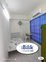 Room Rental in Malaysia - MCO Zero Deposit �� Single Room at Setia Alam- Shah Alam