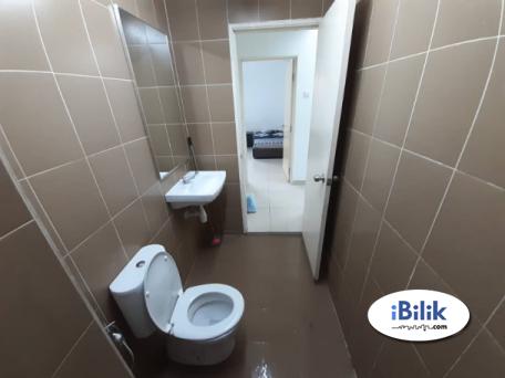 The Arc Complete Bilik Room Medium FREE wifi util Cyberjaya near MMU CUCMS IBM Dpulze!