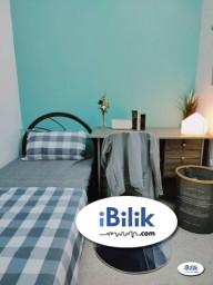 Room Rental in Malaysia - cushy Low Deposit �� Single Room Located near Taman Esplanad- Bukit Jalil KL