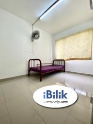 Room Rental in Petaling Jaya - 💓Single Room at SS7, ⭐Near to Paradigm Mall , Giant Hypermarket ,Kompleks Sukan PKNS, Zenith Coorperate Park