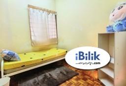 Room Rental in Petaling Jaya - Best Offer single room for rent- jalan bu 10/10- bu 10- bandar utama
