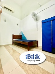 Room Rental in  - 💓Single Room at Bandar Utama  ⭐Near to One Utama , MRT Bandar Utama, 1 Power House , First Avenue , Centre Point , IKEA , MRT Mutiara Damansara ,