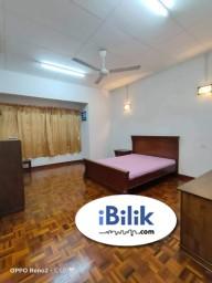 Room Rental in Petaling Jaya - Master Room at Seri Utama, Sepah Puteri, Kota Damansara