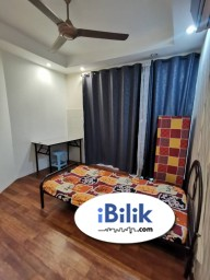 Room Rental in Petaling Jaya - Single Room at Seri Utama, Kota Damansara