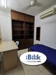 Room Rental in  - comfy Zero Deposit % Medium Room For Rent at PJS 10- Bandar Sunway