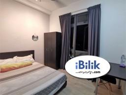 Room Rental in Kuala Lumpur - [CLEAN] Middle Room at Parkhill Residence, Bukit Jalil (5mins to LRT, APU, Stadium)