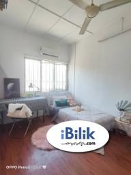 Room Rental in Selangor - Female Unit ⛳ No Deposit | One Month Only!