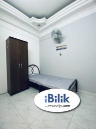 Room Rental in Petaling Jaya - Zero Deposit . Single Room at Seri Utama- Kota Damansara