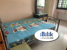 Room Rental in  - Master room at 268 toh guan road for rent! Aircon wifi!