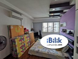 Room Rental in  - Spacious Master Room for Rent @ 117 Bukit Merah Central