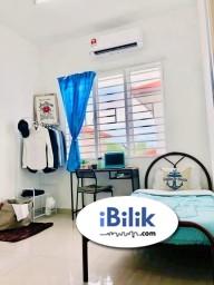 Room Rental in Selangor - Urgent Move In~ Medium Room for rent Setia Alam!