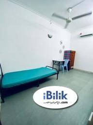 Room Rental in Selangor - comfortable Middle Room at Bandar Utama, Petaling Jaya with ZERO DEPOSIT ! near Bandar Utama MRT Station