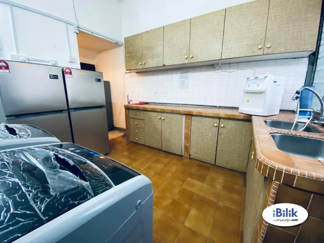 No Deposit | One Month Only ⛳ Room for rent Setia Utama, Setia Alam
