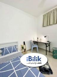 Room Rental in Selangor - Cozy Free WiFi 🌈 No Deposit. Small Room for rent Setia Alam