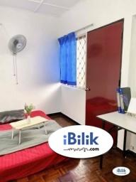 Room Rental in Puchong - ZERO DEPOSIT - Middle Room at Taman Wawasan, Pusat Bandar Puchong