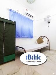 Room Rental in Selangor - Zero Deposit. Middle Room at Section 17, Petaling Jaya